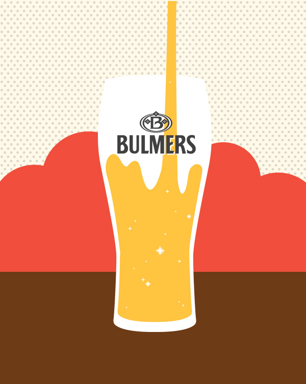 Bulmers - Best Over Ice