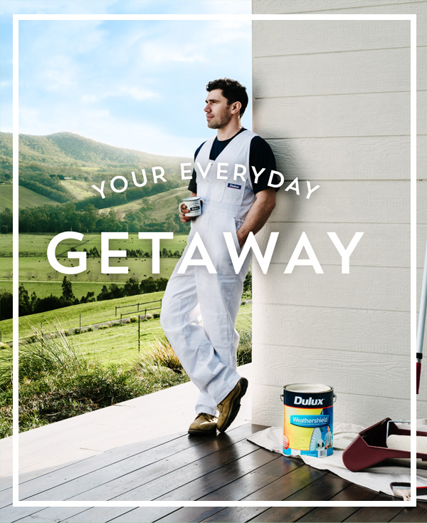 Dulux - Every Day Getaway